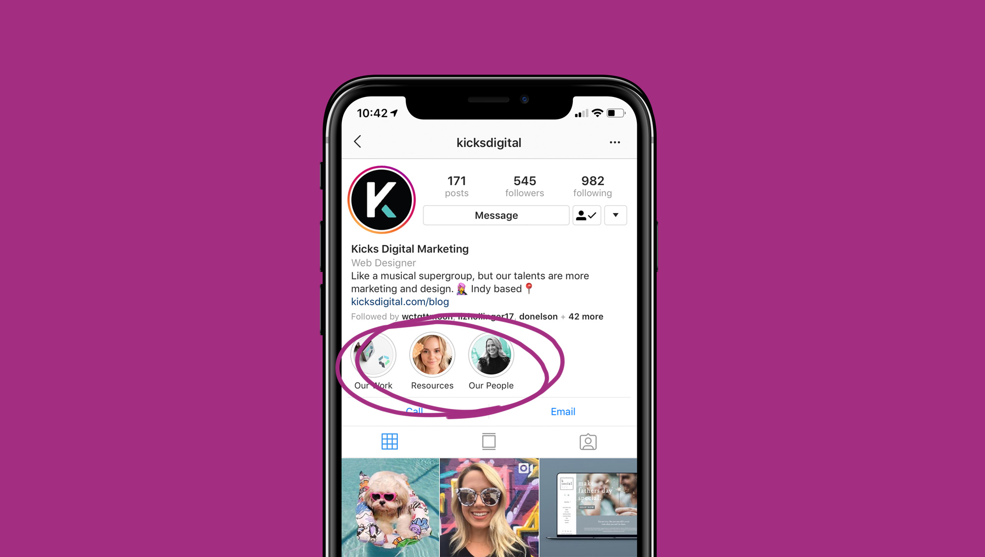 Instagram Highlight Ideas for Your Business