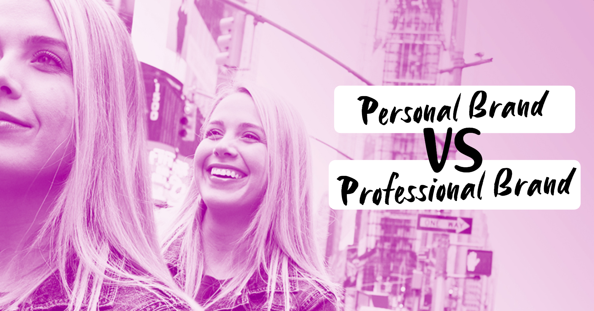 How Your Personal Brand Influences Your Professional Brand